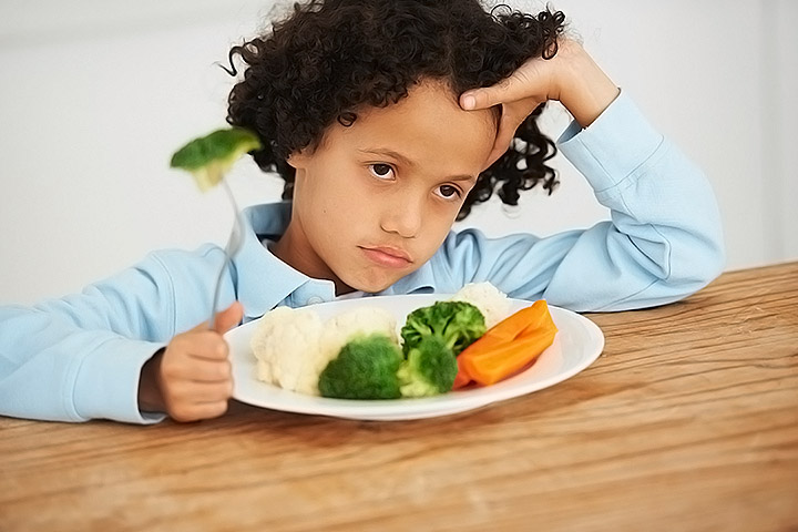 How to handle a picky eater