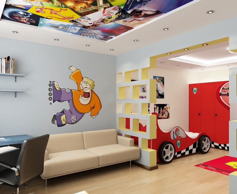 Kids' Room Design Ideas t (13)
