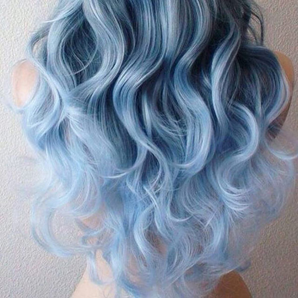 Latest Hair Color Trend Denim Hair  Quiet Corner