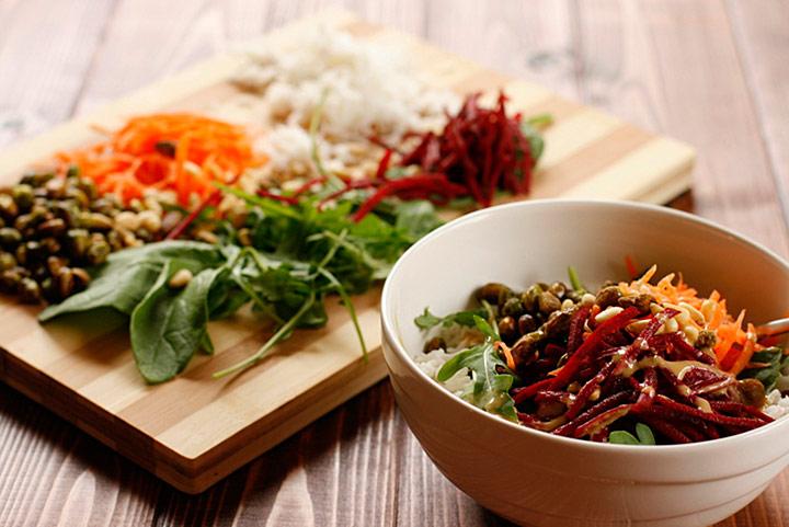 The Flexitarian Diet Benefits Quiet Corner
