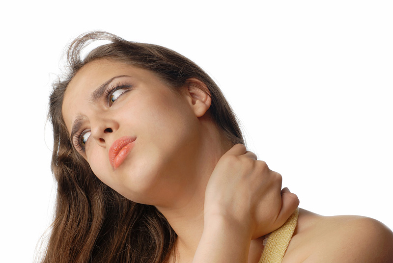Cure Your Stiff Neck with These Simple Exercises