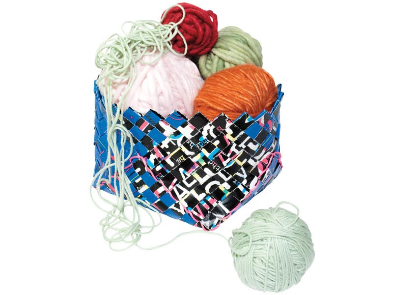 Paper Basket DIY Ideas