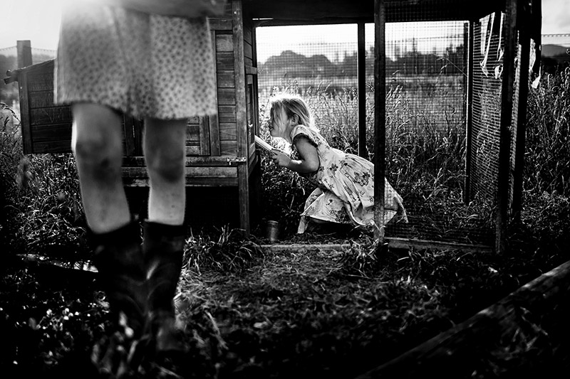 Photographer Mom Documents Her Kids Childhood