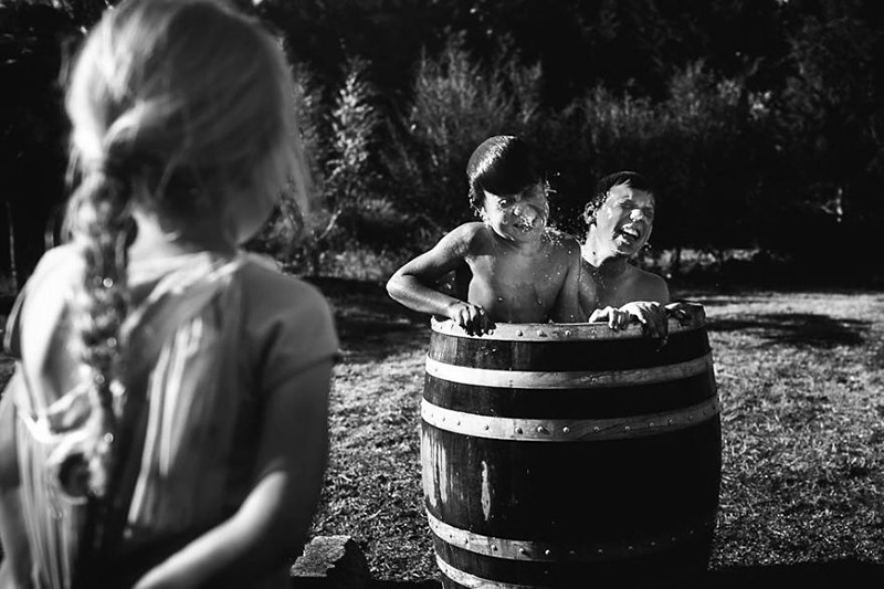 Photographer Mom Documents Her Kids Childhood