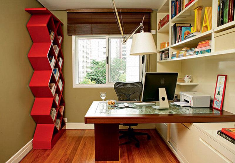 Fabulous Small Home Office Interior Design Quiet Corner Largest Home Design Picture Inspirations Pitcheantrous