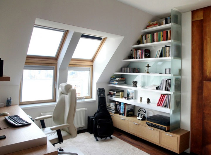 Category archive for home office quiet corner - Small office interior design ...