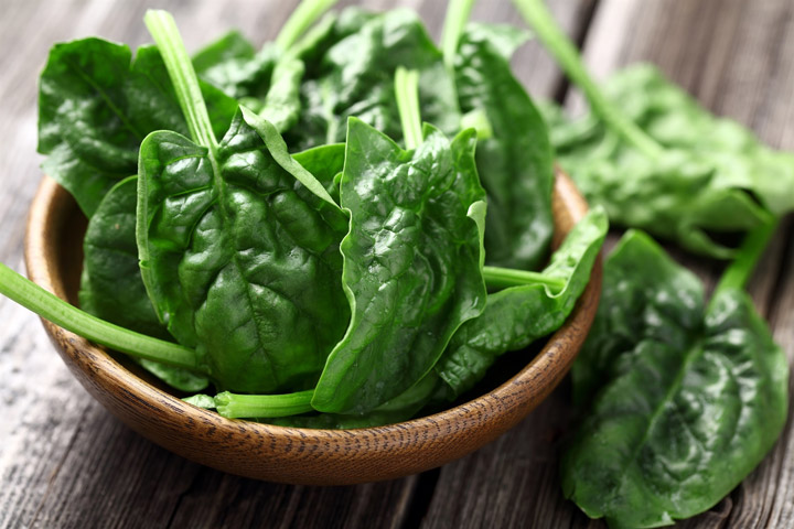 Spinach The World's Healthiest Foods
