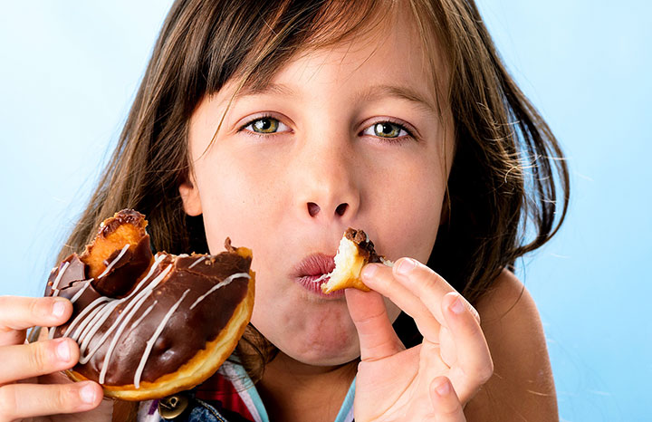 Sugar Addiction in Children