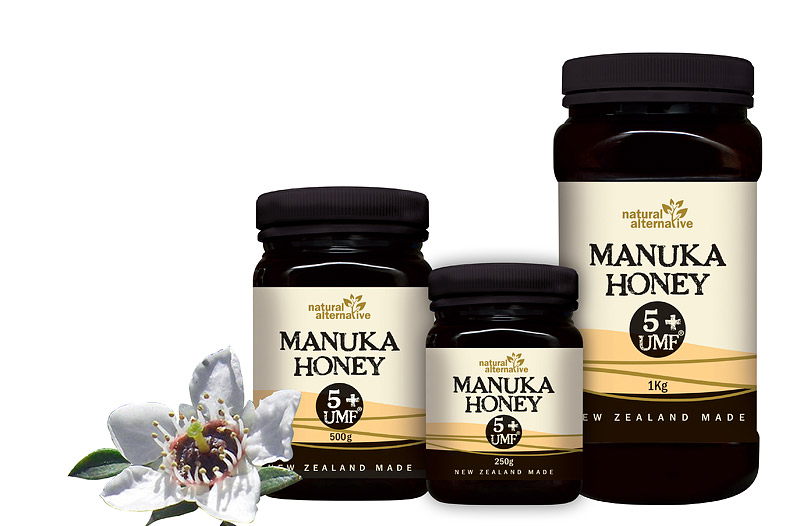 The Miraculous Manuka Honey