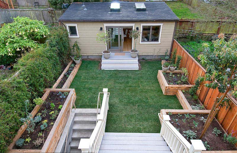 Vegetable Gardening with Raised Beds (1)