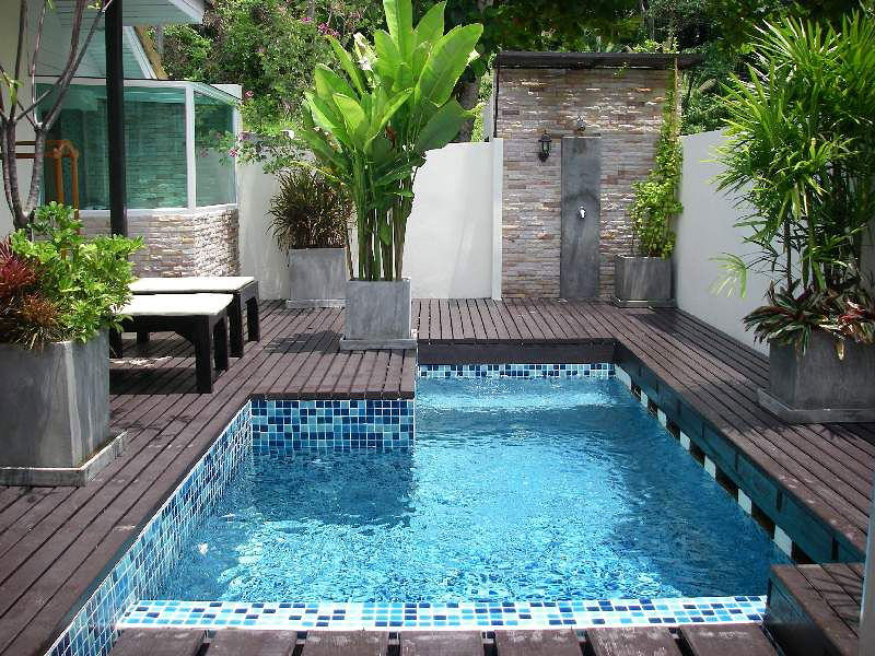 Wonderful Mini Swimming Pools Ideas