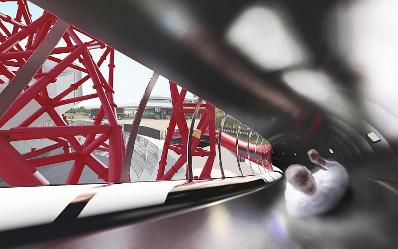 World's Longest Tunnel Slide to Be Built in June