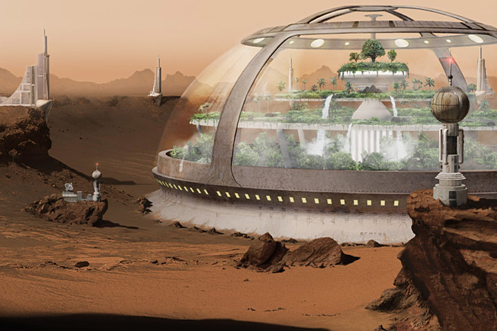 NASA is Trying to Grow a Potatoes on Mars