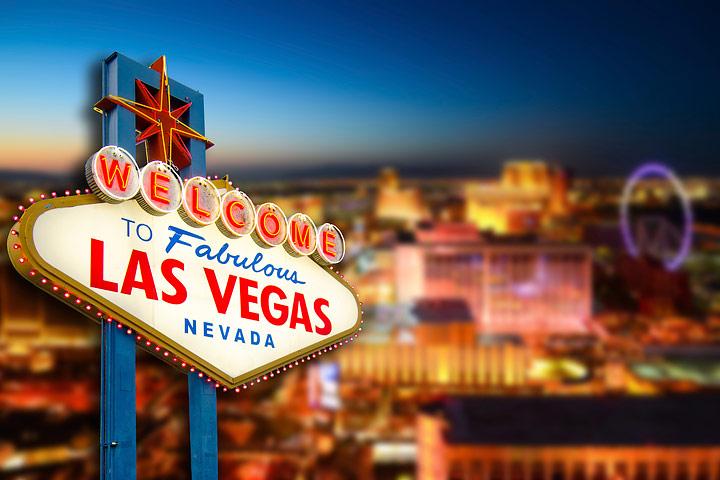 June and July in Las Vegas