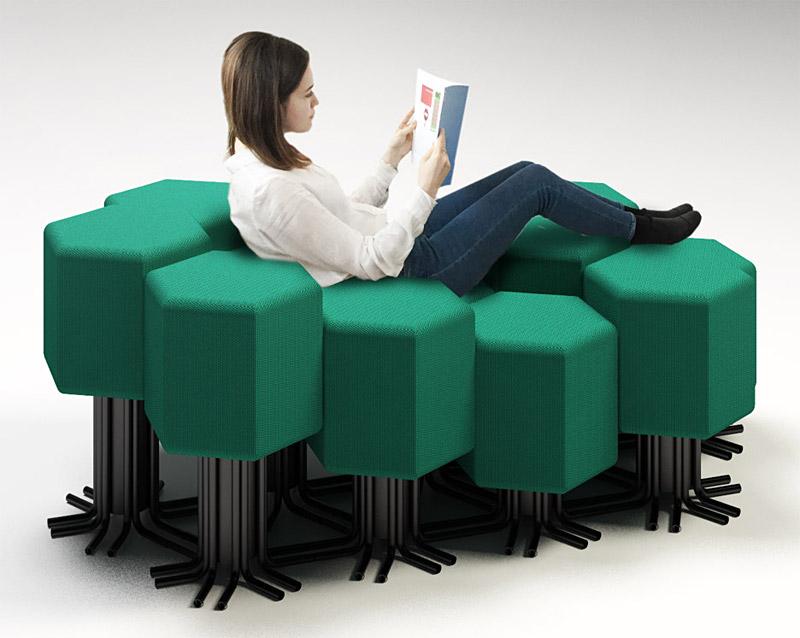 Shape Shifting Furniture : Lift-bit