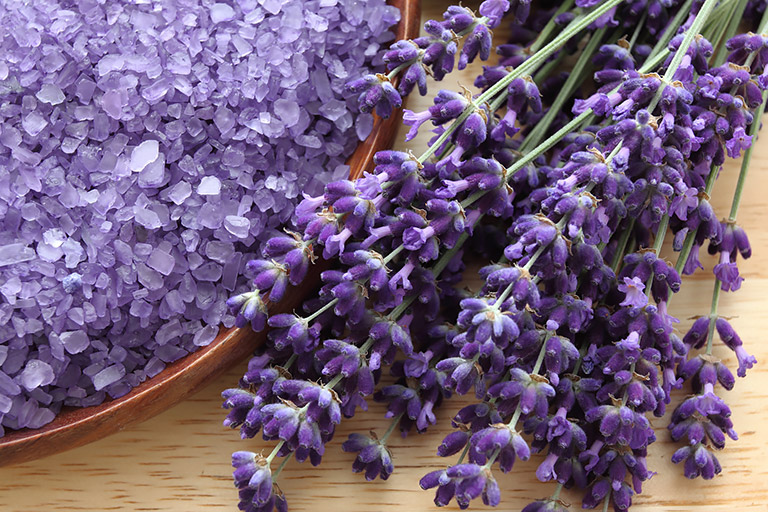 how to take lavender internally
