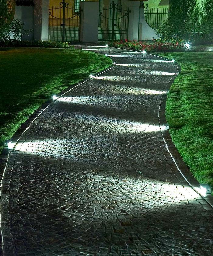 Backyard Lighting Fixtures