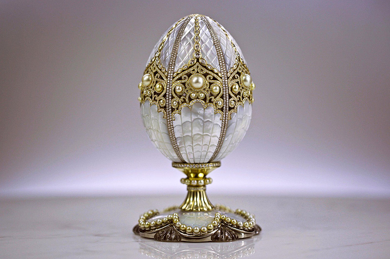 Fabergé eggs – Mementos of a Doomed Dynasty