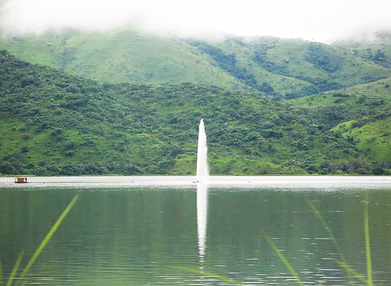 Lake Nyos - Deadliest Lake in the World