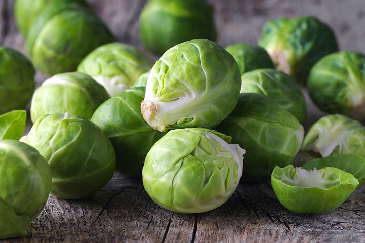 Brussels sprouts - Growing Guide