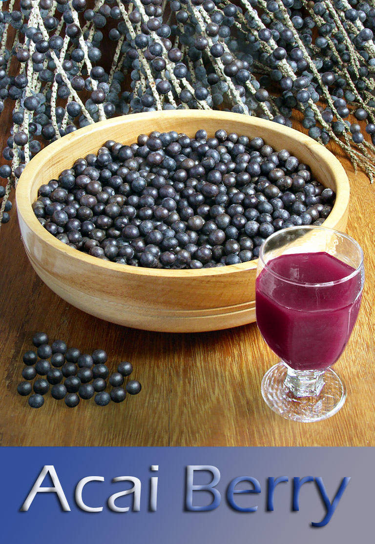 Acai Berry - Superfood