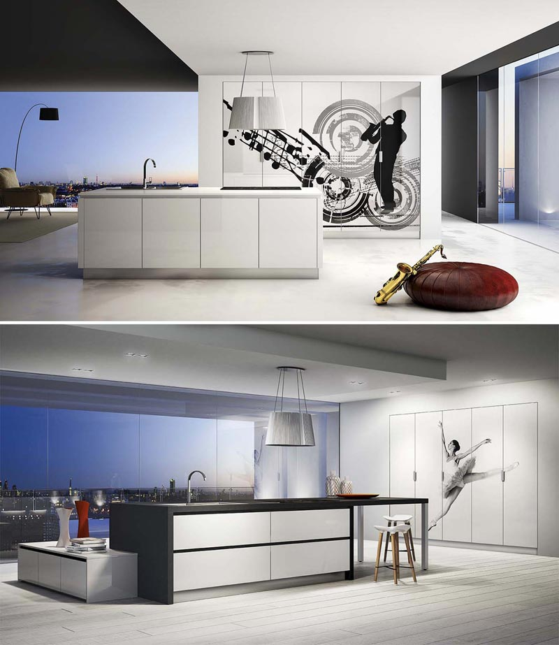 Amazing And Inspiring Kitchen Design Ideas 2