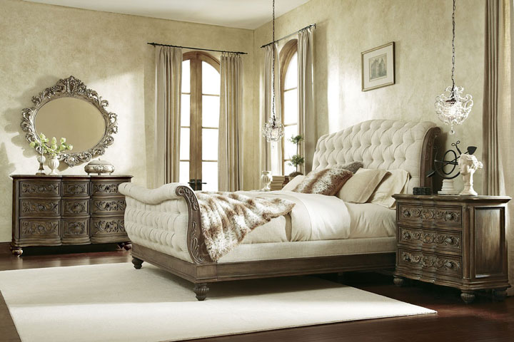 Beautiful bedroom ideas quiet corner for Beautiful bed designs