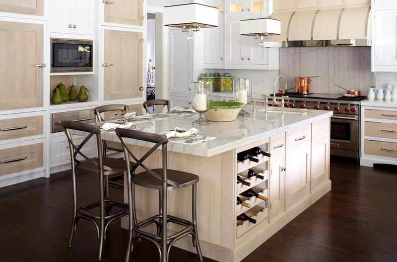 beautiful kitchen islands beautiful kitchen islands ideas and tips corner 1556