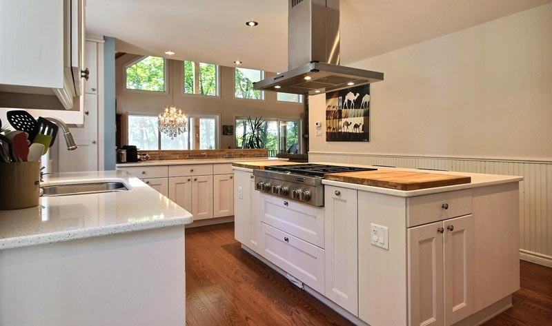 Beautiful Kitchen Island