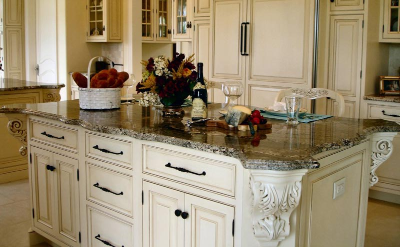 beautiful kitchen island designs beautiful kitchen islands ideas and tips corner 4393
