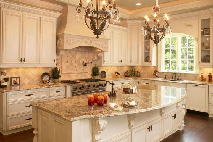 beautiful kitchen island designs beautiful kitchen islands ideas and tips corner 16264