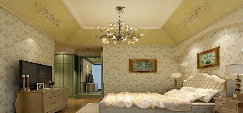 Beautiful Wallpaper Designs For Bedroom (12)