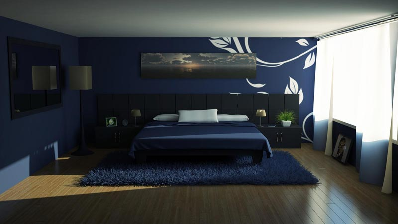Beautiful Wallpaper Designs For Bedroom (14)