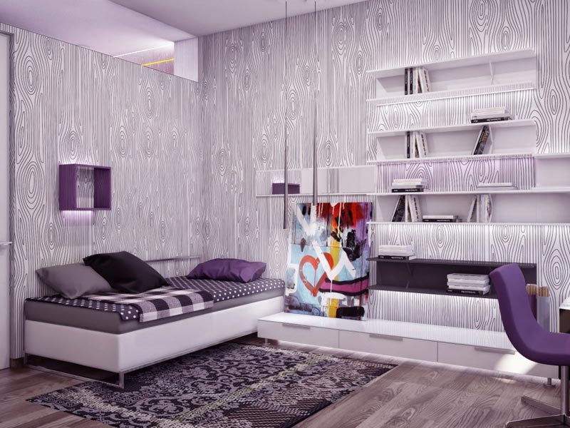Beautiful Wallpaper Designs For Bedroom (6)