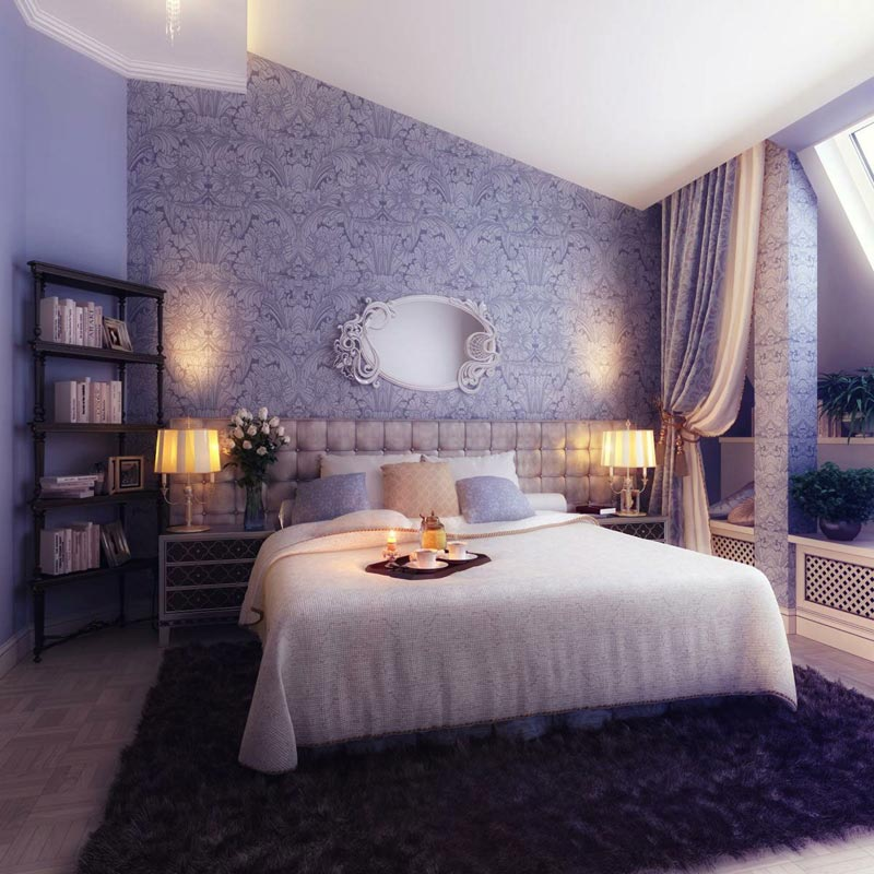 Beautiful Wallpaper Designs For Bedroom (7)