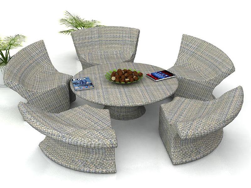 Beauty of Wicker Outdoor Furniture