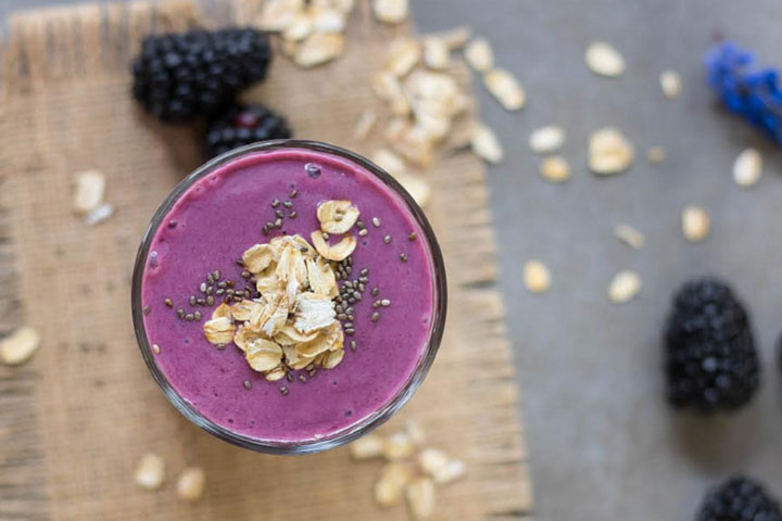 Berrylicious Morning Smoothie
