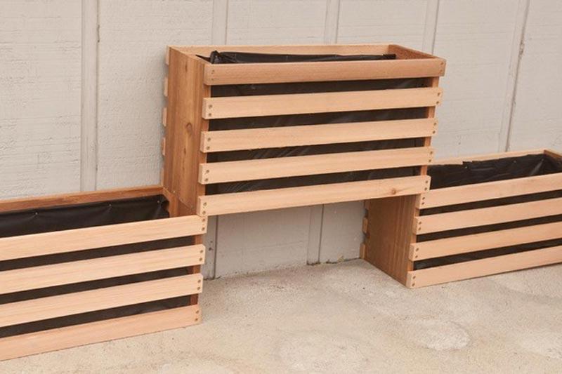 Craft Your Own Vertical Vegetable Garden (1)