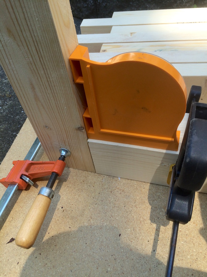 DIY – How to Make Outdoor Bench