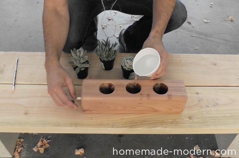 DIY - Succulent Planter