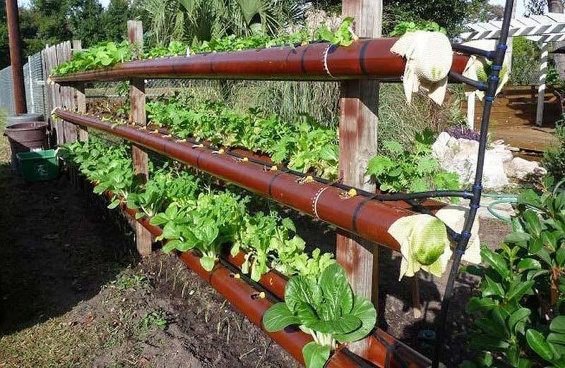 DIY Vertical PVC Planter (1)