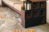 Easy DIY Cinder Block Bench