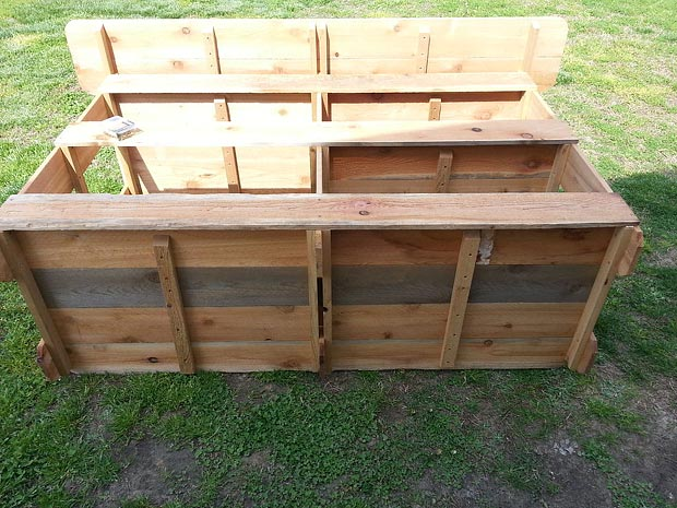 DIY – Fence Picket Outdoor Bar / Countertop