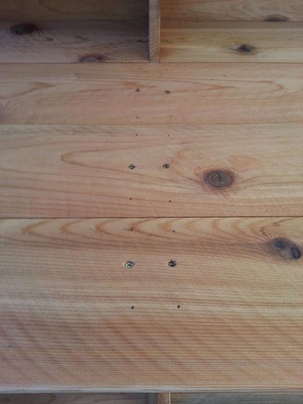 DIY – Fence Picket Outdoor Bar / Countertop