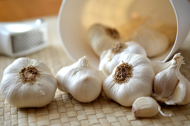 Garlic - Health Benefits