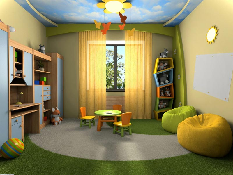 kids playroom design ideas 12 - Playroom Design Ideas