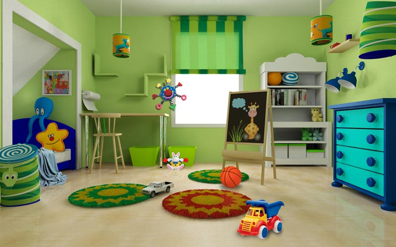 Kids Playroom Design Ideas (15)