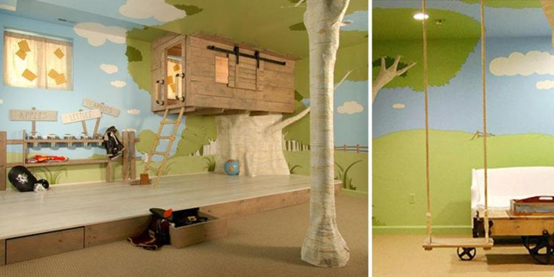 Kids Playroom Design Ideas (22)