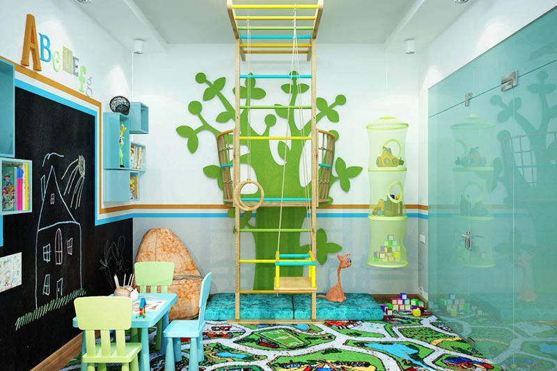 Kids Playroom Design Ideas (4)