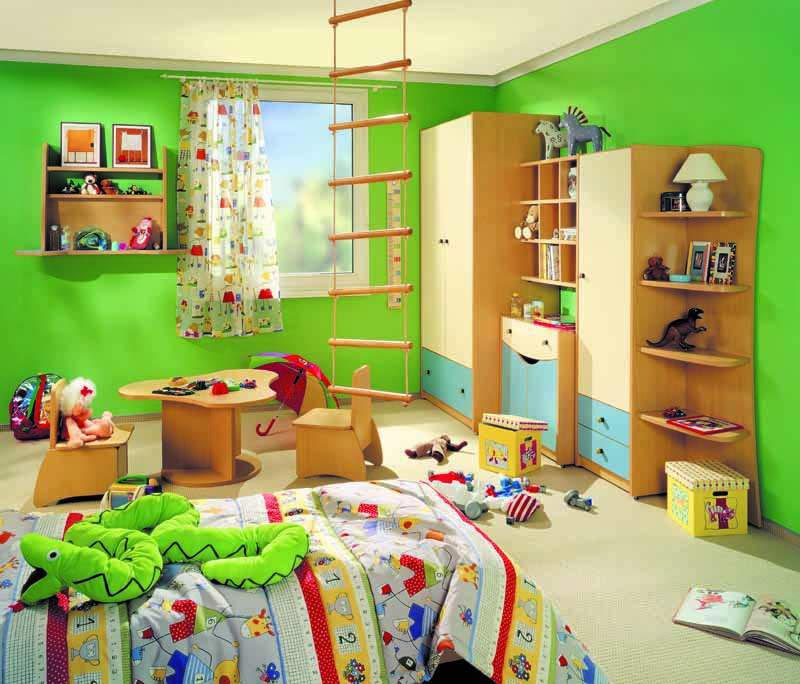 Kids Playroom Design Ideas Quiet Corner